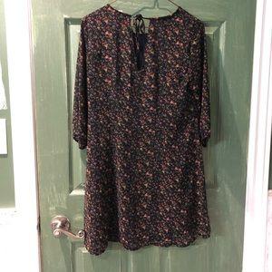 Boho swing dress